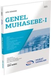 Murat Yayınları - 1. Sınıf 1. Yarıyıl Genel Muhasebe 1 Kod:5011 Murat Yayınları