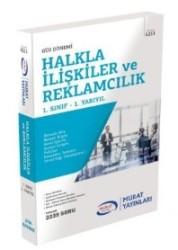 Murat Yayınları - 1. Sınıf 1. Yarıyıl Halkla İlişkiler ve Reklamcılık Kod:6211 Murat Yayınları