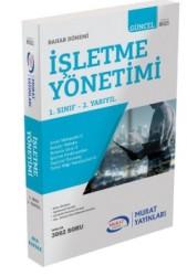 Murat Yayınları - 1. Sınıf 2. Yarıyıl İşletme Yönetimi Kod:8021 Murat Yayınları