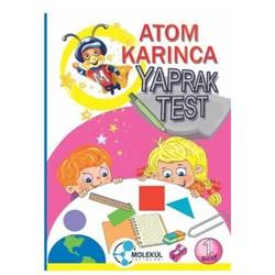 Molekül Yayınları - 1. Sınıf Atom Karınca Yaprak Test Molekül Yayınları