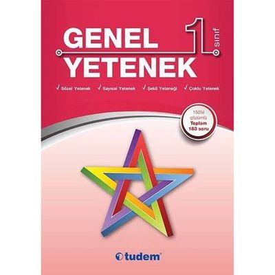 1. Sınıf Genel Yetenek Tudem Yayınları