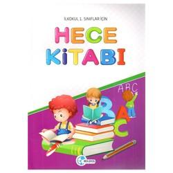 Molekül Yayınları - 1. Sınıf Hece Kitabı Molekül Yayınları