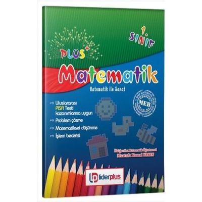 1. Sınıf Plus Matematik Lider Plus Yayınları