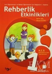 Harf Eğitim Yayıncılık - 1. Sınıf Rehberlik Etkinlikleri