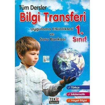 1. Sınıf Tüm Dersler Bilgi Transferi Tekiz Yayıncılık