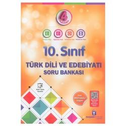 Başarıyorum Yayınları - 10. Sınıf 4 Adımda Türk Dili ve Edebiyatı Soru Bankası Başarıyorum Yayınları