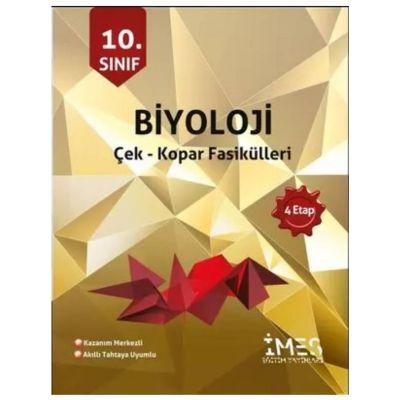 10. Sınıf Biyoloji Çek Kopar Fasikülleri İmes Eğitim Yayınları
