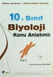 Birey Eğitim Yayınları - 10. Sınıf Biyoloji Konu Anlatımlı