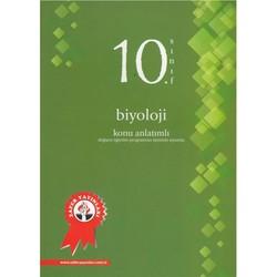 Zafer Dershaneleri Yayınları - 10. Sınıf Biyoloji Konu Anlatımlı Zafer Yayınları