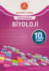 A Yayınları - 10. Sınıf Biyoloji Soru Bankası