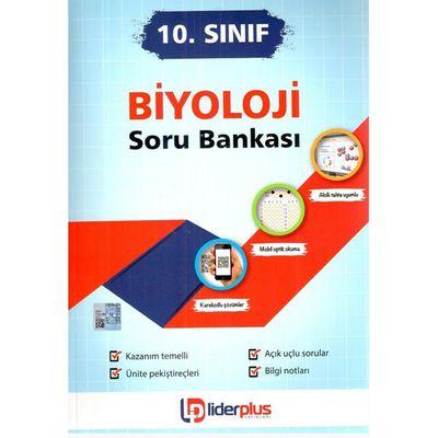 10. Sınıf Biyoloji Soru Bankası Lider Plus Yayınları