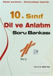 Birey Eğitim Yayınları - 10. Sınıf Dil ve Anlatım Soru Bankası