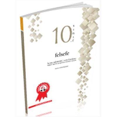 10. Sınıf Felsefe Konu Anlatımlı Soru Bankası Zafer Yayınları