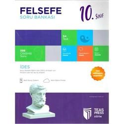 Teas Press - 10. Sınıf Felsefe Soru Bankası Teas Press Yayınları