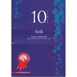 Zafer Dershaneleri Yayınları - 10. Sınıf Fizik Konu Anlatımlı Zafer Yayınları