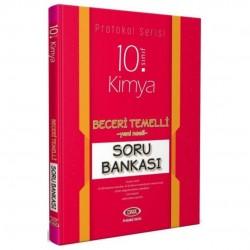 Data Yayınları - 10. Sınıf Kimya Beceri Temelli Soru Bankası Protokol Serisi Data Yayınları