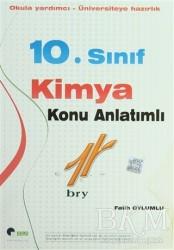 Birey Eğitim Yayınları - 10. Sınıf Kimya Konu Anlatımlı