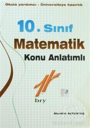 Birey Eğitim Yayınları - 10. Sınıf Matematik Konu Anlatımlı