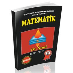 Zafer Dershaneleri Yayınları - 10. Sınıf Matematik Konu Anlatımlı Zafer Yayınları