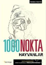 Domingo Yayınevi - 1000 Nokta Hayvanlar