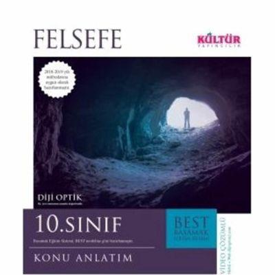 10.Sınıf Felsefe Konu Anlatım (BEST) Kültür Yayıncılık