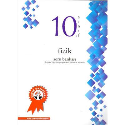 10.Sınıf Fizik Soru Bankası Zafer Yayınları