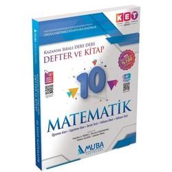 Muba Yayınları - 10.Sınıf KET Serisi Matematik Defter ve Kitap Muba Yayınları