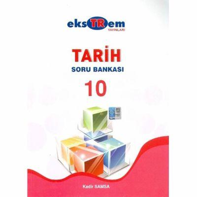10.Sınıf Tarih Soru Bankası Ekstrem Yayınları