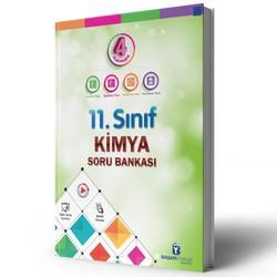 Başarıyorum Yayınları - 11. Sınıf 4 Adımda Kimya Soru Bankası Başarıyorum Yayınları