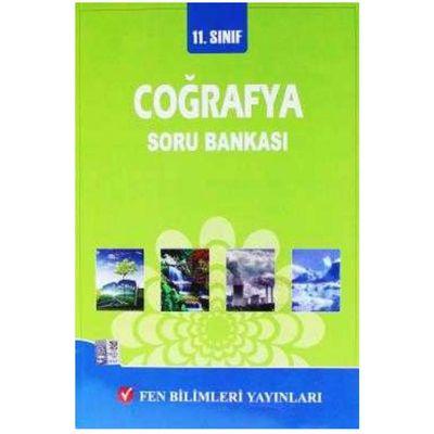 11. Sınıf Coğrafya Soru Bankası Fen Bilimleri Yayınları