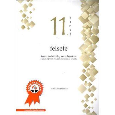 11. Sınıf Felsefe Konu Anlatımlı Soru Bankası Zafer Yayınları