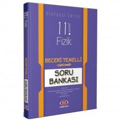 Data Yayınları - 11. Sınıf Fizik Beceri Temelli Soru Bankası Protokol Serisi Data Yayınları