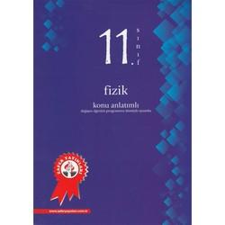 Zafer Dershaneleri Yayınları - 11. Sınıf Fizik Konu Anlatımlı Zafer Yayınları