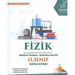 Yazıt Yayınları - 11. Sınıf Fizik Konu Kitabı