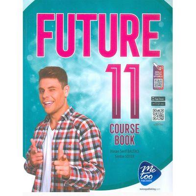 11. Sınıf Future Course Book Me Too Publishing