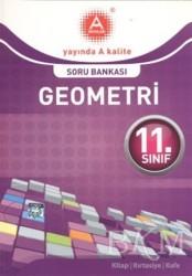 A Yayınları - 11. Sınıf Geometri Soru Bankası
