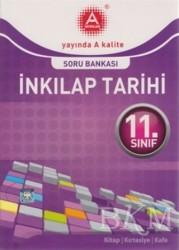 A Yayınları - 11. Sınıf İnkılap Tarihi Soru Bankası