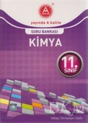 A Yayınları - 11. Sınıf Kimya Soru Bankası A Yayınları