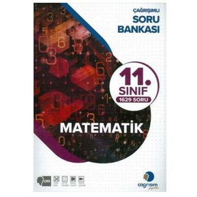 11. Sınıf Matematik Çağrışımlı Soru Bankası Çağrışım Yayınları