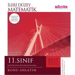 Kültür Yayıncılık - 11. Sınıf Matematik Konu Anlatım (BEST) Kültür Yayıncılık