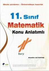 Birey Eğitim Yayınları - 11. Sınıf Matematik Konu Anlatımlı