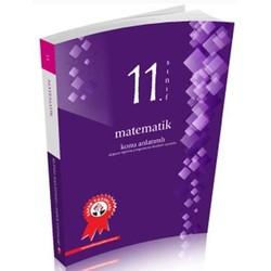 Zafer Dershaneleri Yayınları - 11. Sınıf Matematik Konu Anlatımlı Kitap Zafer Yayınları