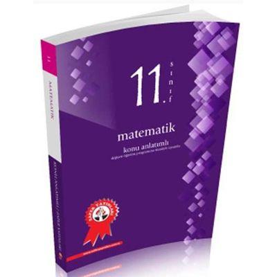 11. Sınıf Matematik Konu Anlatımlı Kitap Zafer Yayınları
