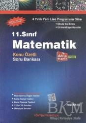 Yöntem Yayınları - 11. Sınıf Matematik Konu Özetli Soru Bankası