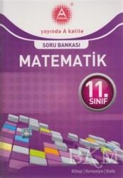 A Yayınları - 11. Sınıf Matematik Soru Bankası - A Yayınları
