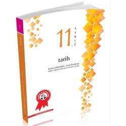 Zafer Dershaneleri Yayınları - 11. Sınıf Tarih Konu Anlatımlı Soru Bankası Zafer Yayınları