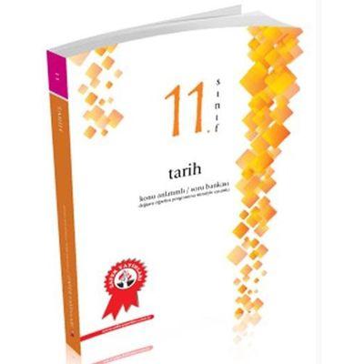 11. Sınıf Tarih Konu Anlatımlı Soru Bankası Zafer Yayınları