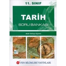 Fen Bilimleri Yayınları - 11. Sınıf Tarih Soru Bankası