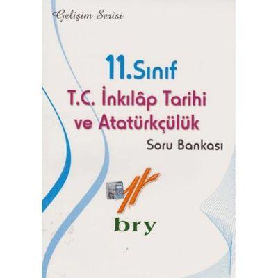 11. Sınıf T.C. İnkılap Tarihi ve Atatürkçülük Soru Bankası Birey Yayınları