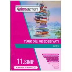 Ders Uzmanı Yayınları - 11. Sınıf Türk Dili ve Edebiyatı Ders Fasikülleri (9 Sayı)
